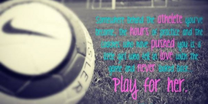 Play for her.