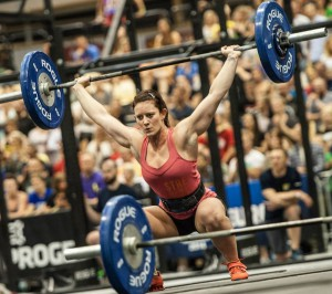 how to become a competitive crossfit athlete